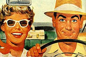 Мнения автотуристов об опасности дорог.