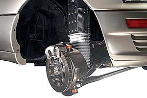 Система подвески Suspension Bose
