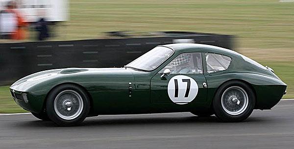 Morgan SLR. 1964 год.