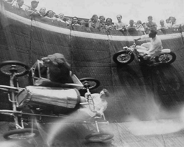 Гонки - Lion Drom. 1930 год.