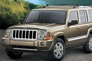 Jeep Commander.