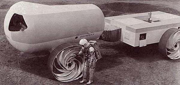 Grumman LSS Rover, 1963