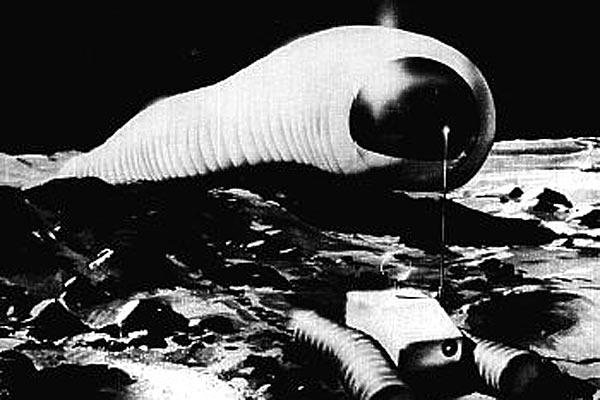 LLunar Worm, 1966
