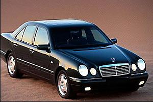 Mercedes E-210 - аренда с водителем от www.taxi-project.ru