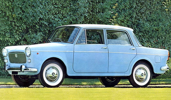 FIAT - 1100D  1962-1966 гг