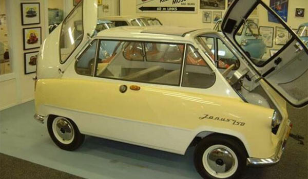 Zundapp Janus 250 1957 г.