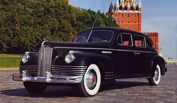 ЗиС 110 1945–58