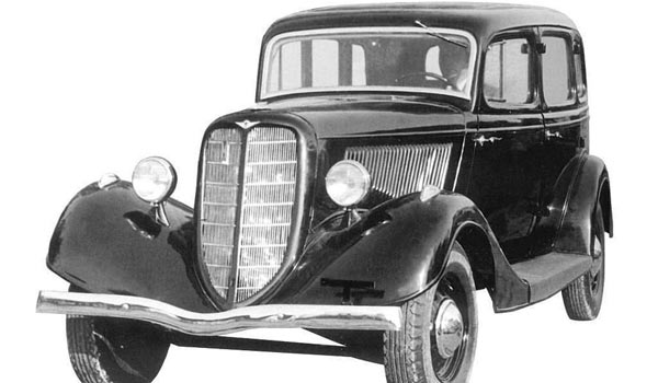 Доводка внешнего вида кузова ГАЗ-М1