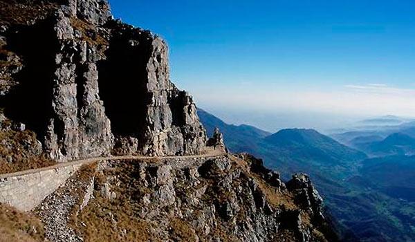 Италия, Пасубио - туризм не для всех