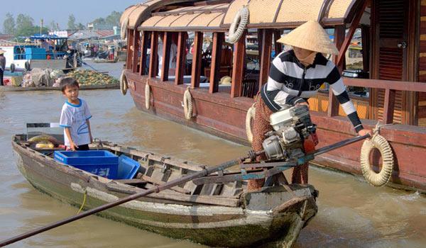 Ненавязчивый вьетнамский сервис