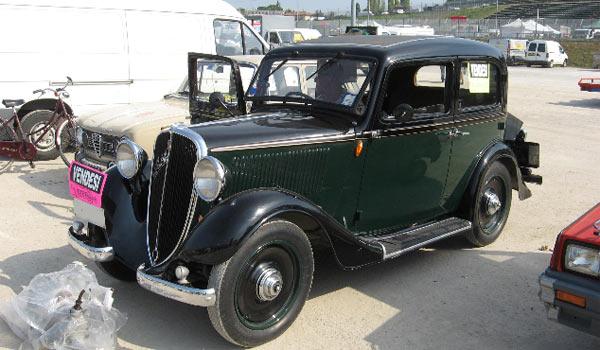 FIAT-508 Balilla