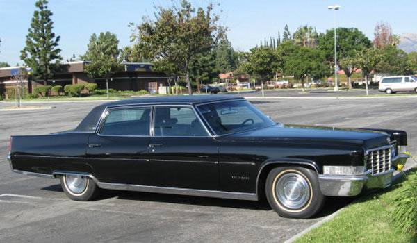 Cadillac Fleetwood 75 Limousine