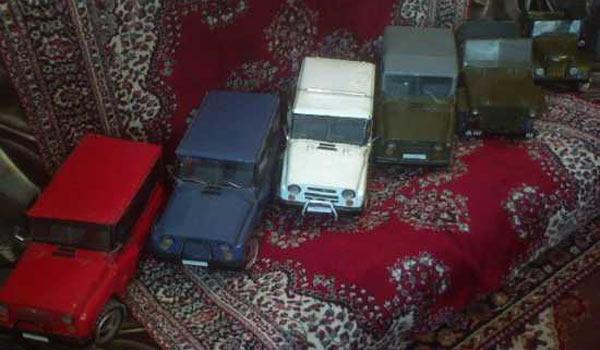 Коллекционирование масштабных моделей автомобилей в СССР