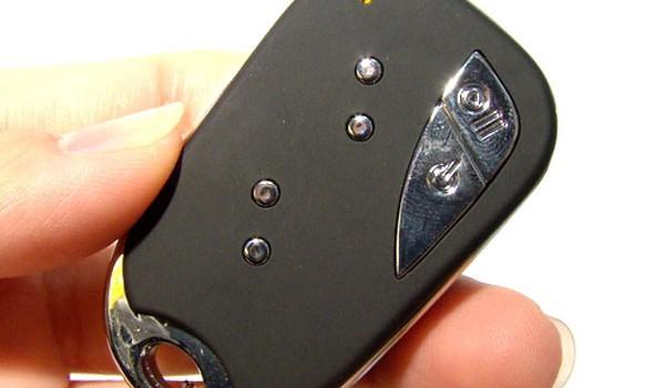 Видео регистратор в брелке для ключей