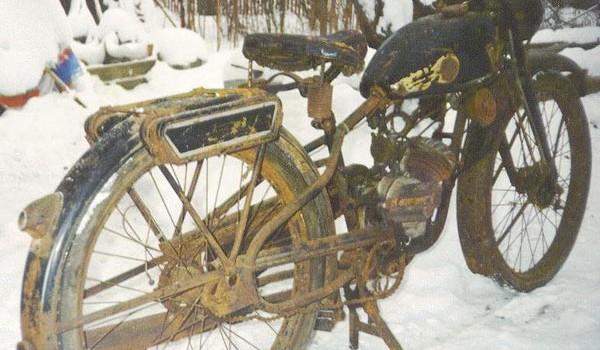 Легкий мотоцикл К-1Б
