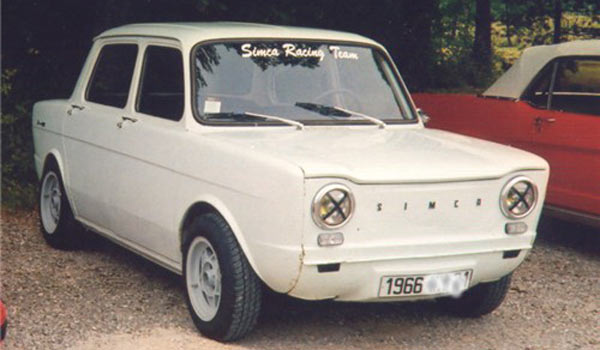 Simca 1000 (1961-1978)