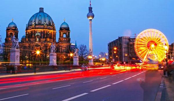 Праздничный Берлин