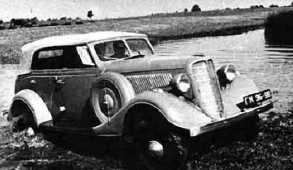 ГАЗ-61-40