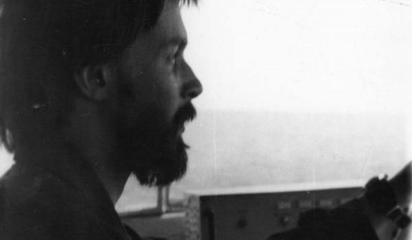 """Я управляю быстроходным судном """"Метеор"""" на Байкале."""