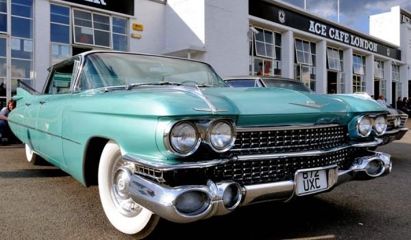 Cadillac Sedan DeVille  1959 года