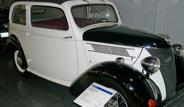 Ford Eifel Limousine.