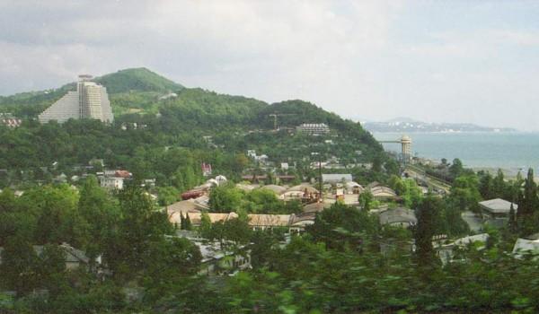 Кубань Черноморская. 1997 год.