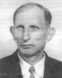 Советский автомобильный конструктор Б. М. Фиттерман.