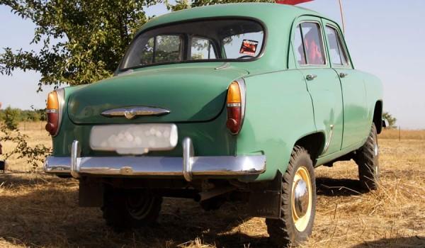 «Москвич-410».