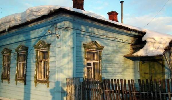 В Переславле-Залесском сохранилось много деревянных построек начала ХХ века.