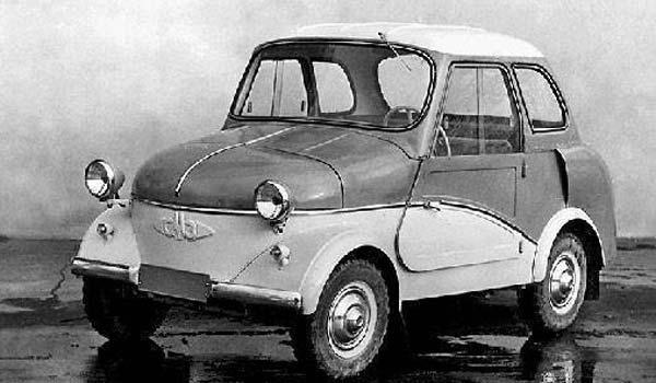 СМЗ-4А. 1959 год
