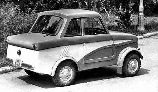СМЗ-5А  1960 год.