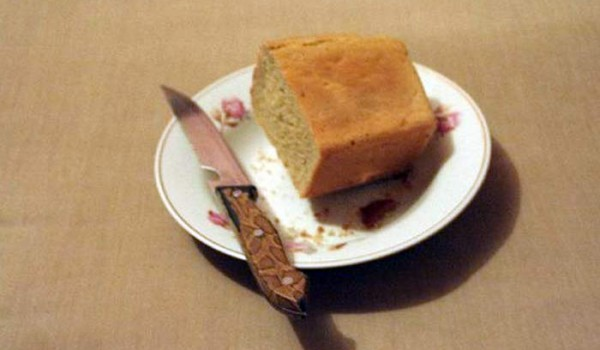 Это очень вкусный хлеб в Ташкенте.