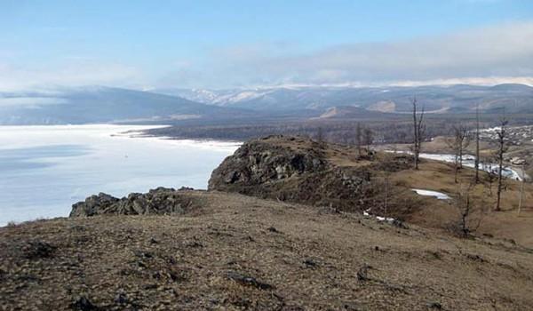Природа Байкала. Поселок Байкальское. 2010 год.