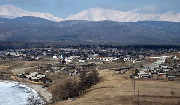 Поселок Байкальское. 2010 год.