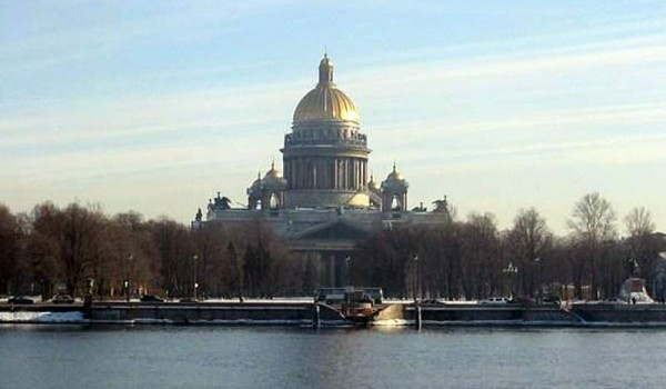 Каникулы в России - Санкт-Петербург. 2005 год.