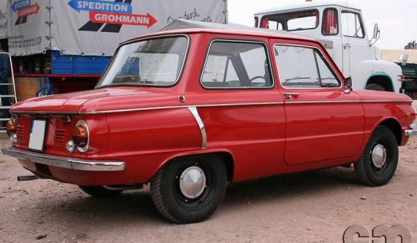 ЗАЗ-968А.