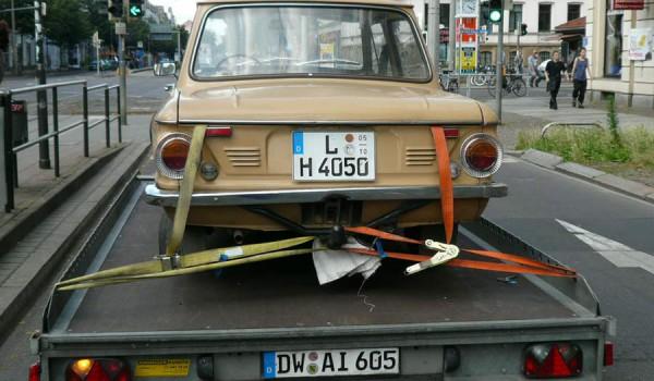ЗАЗ-968М.