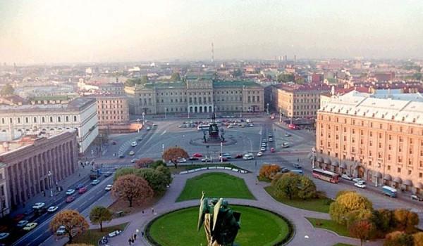 Ленинград. 1991 год.