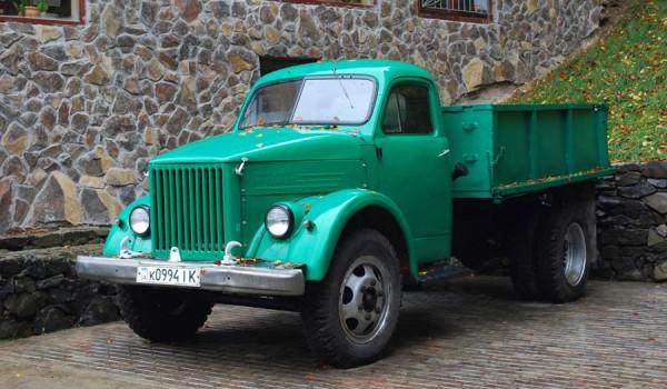 ГАЗ-51.