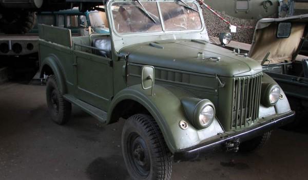 ГАЗ-69.