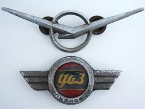 Эмблема УАЗ.