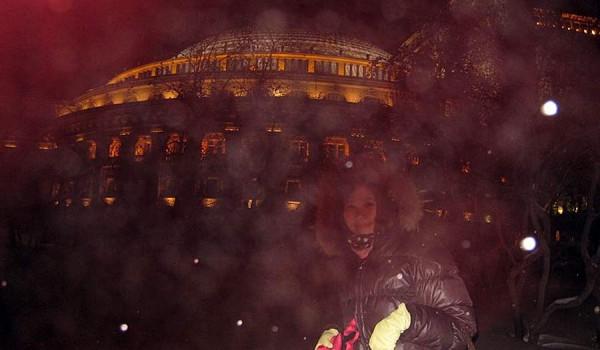 Вот таким я увидел зимний Новосибирск в первый день. 2010 год.