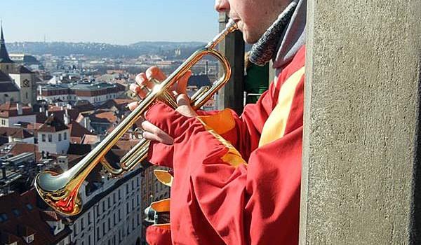 Прага. Март 2011 года.