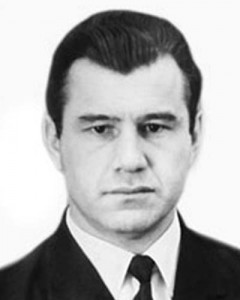 Главный конструктор ИжАвто с 1977 года В .А. Абрамян.