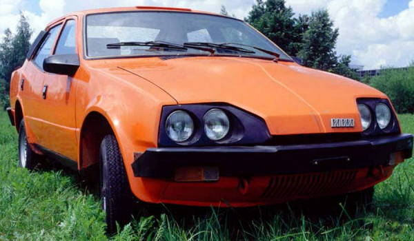 ИЖ-19 «Старт-Комби», 1975 год.