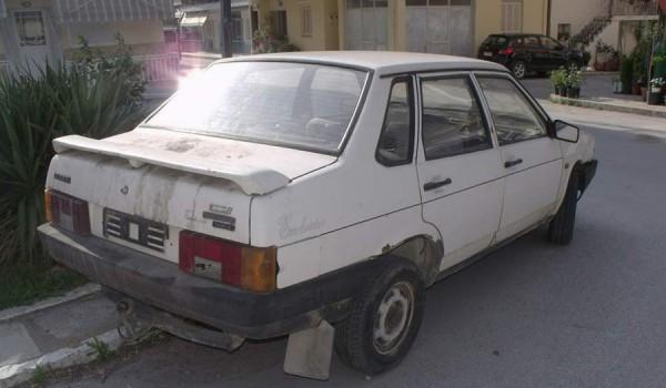 ВАЗ-21099 «Самара».