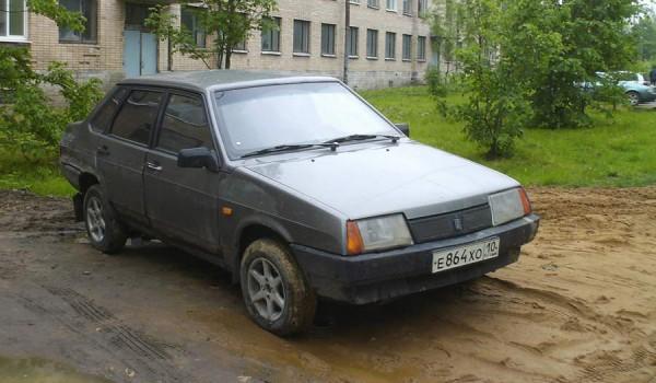 ВАЗ-21099 (варианты обвесного тюнинга).