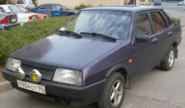 ВАЗ-21099.