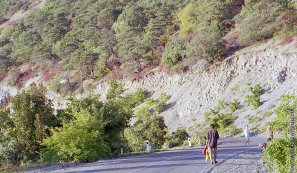 Анапа. 1997 год.