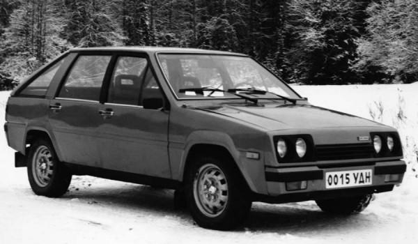 Ходовой прототип серии «О», 1979 год.